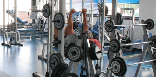 Sala Fitness Body Building